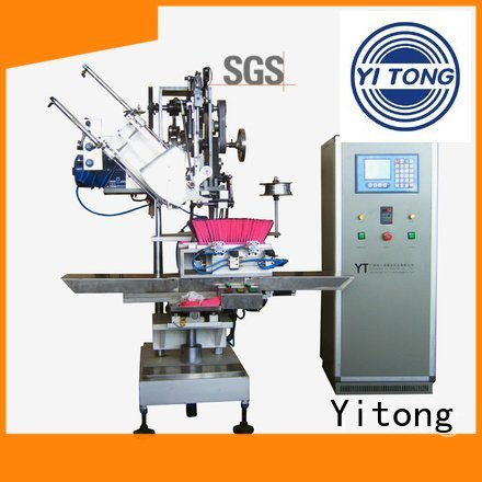 broom making machine for sale automatic drilling Yitong Brand company