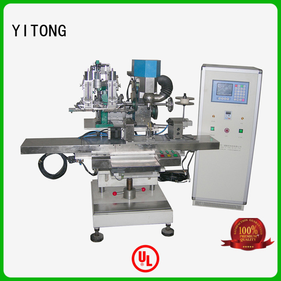 drilling machine filling broom making machine for sale Yitong Brand