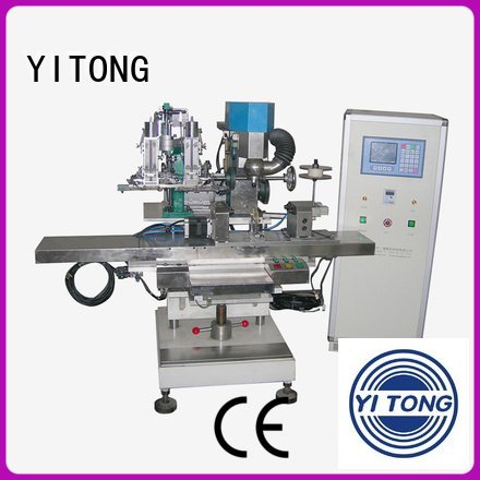 broom making machine for sale brushes Yitong Brand broom making machine filling