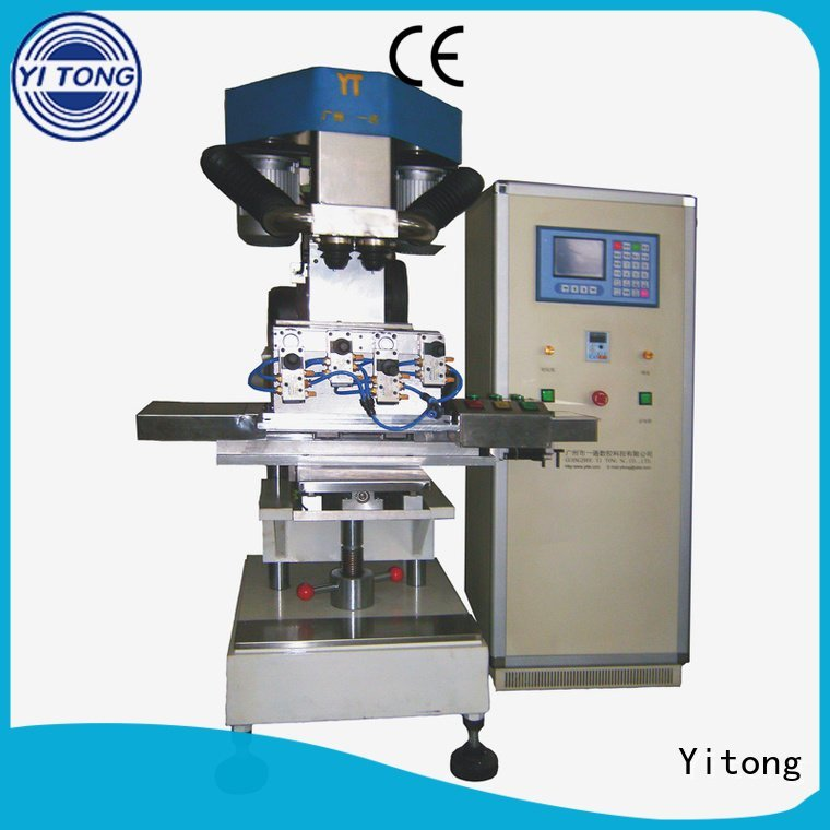 Yitong Brand automatic broom making machine for sale brushes brush