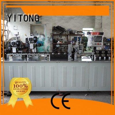 steel strip brush speed strip brush machine Yitong Brand