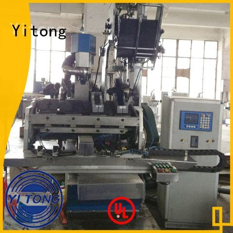 drilling head paint brush manufacturing machine Yitong