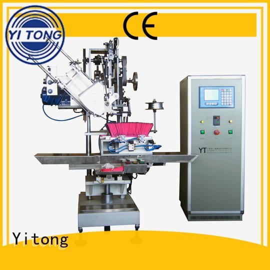 Yitong broom making machine for sale filling axis radial