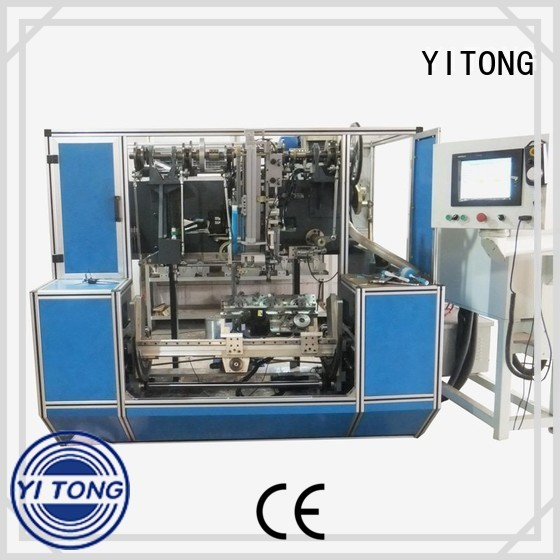 Hot top quality brush making machine head filling Yitong Brand