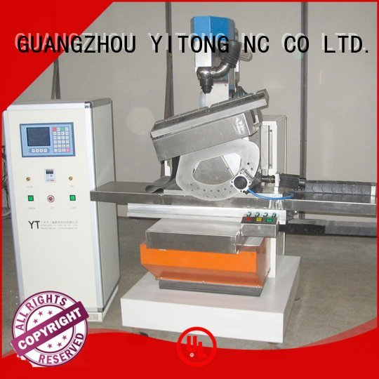 OEM paint brush manufacturing machine head machine flat brush making machine