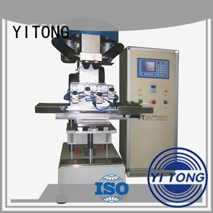 Yitong axis broom making machine for sale filling