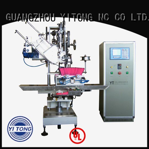 filling radial broom making machine for sale Yitong