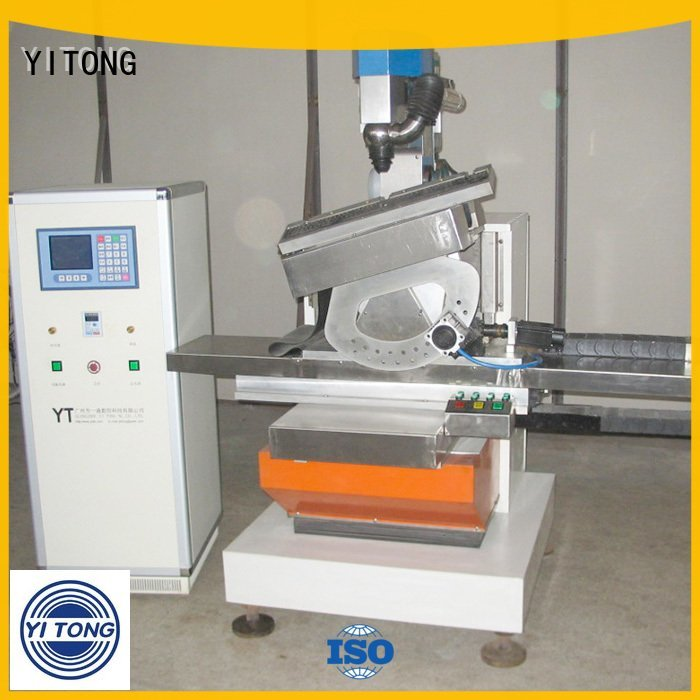 OEM paint brush manufacturing machine drilling brushes brush brush making machine