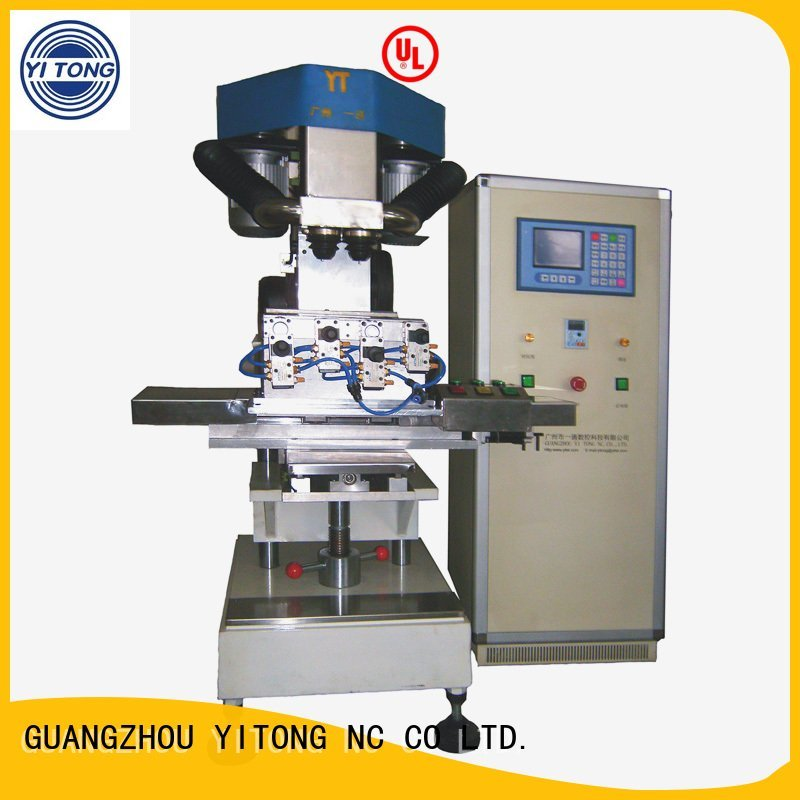 axis drilling machine brushes Yitong broom making machine for sale