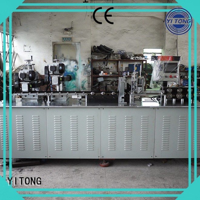 strip professional strip brush machine machine multifunctional Yitong company