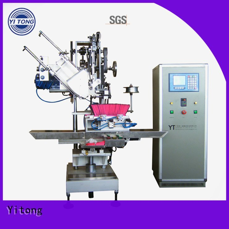 OEM broom making machine for sale automatic brushes filling broom making machine