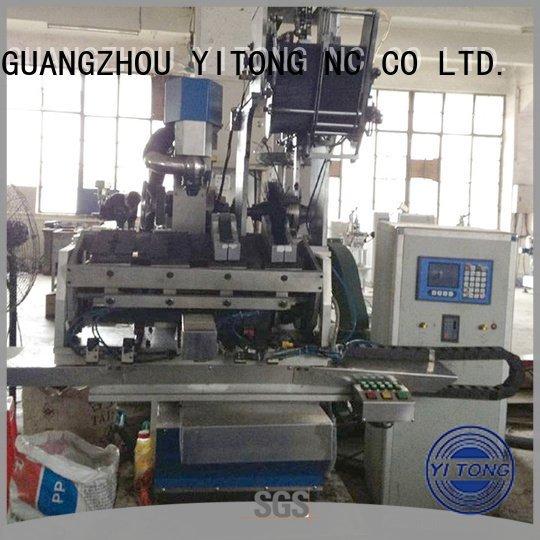 paint brush manufacturing machine filling brushes axis machine Yitong