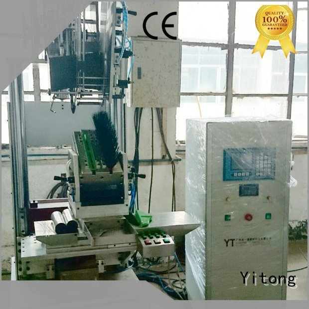 filling brush automatic brush tufting machine Yitong