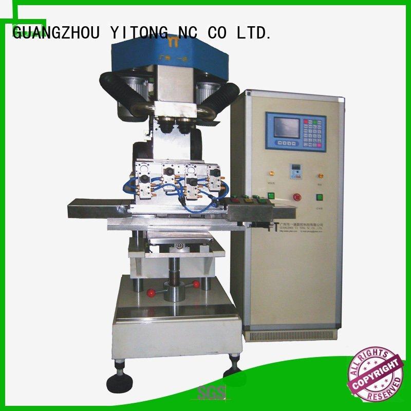 Yitong Brand automatic filling machine broom making machine radial