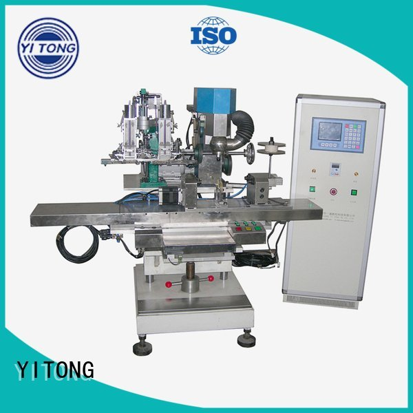 machine automatic radial Yitong broom making machine for sale