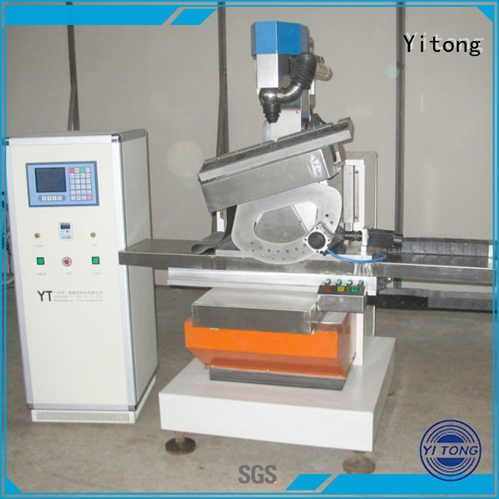 brushes flat filling brush Yitong paint brush manufacturing machine