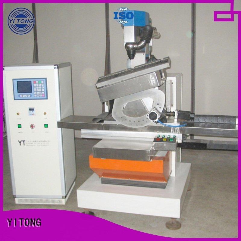 brushes tufting brush making machine flat Yitong