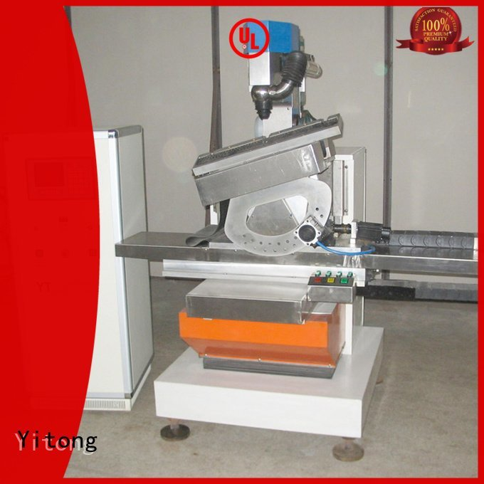Yitong filling brush tufting paint brush manufacturing machine automatic