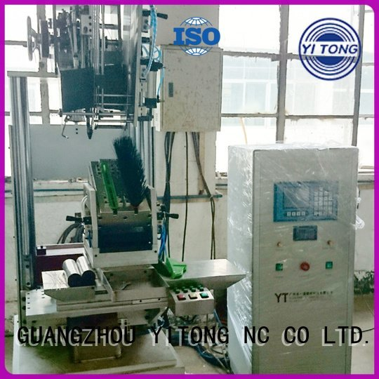 brush tufting machine manufacturers brush brush tufting machine axis Yitong