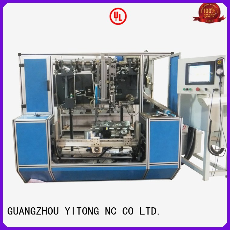 paint brush manufacturing machine brushes head brush making machine