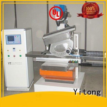 paint brush manufacturing machine axis tufting OEM brush making machine Yitong