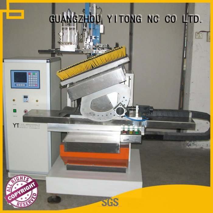 paint brush manufacturing machine machine drilling brush making machine Yitong Brand