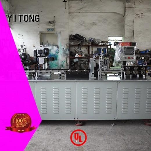 strip Custom automatic machine strip brush machine Yitong professional
