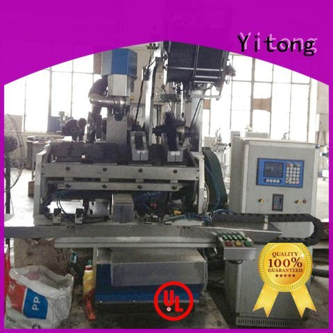 paint brush manufacturing machine tufting filling brush making machine Yitong Warranty