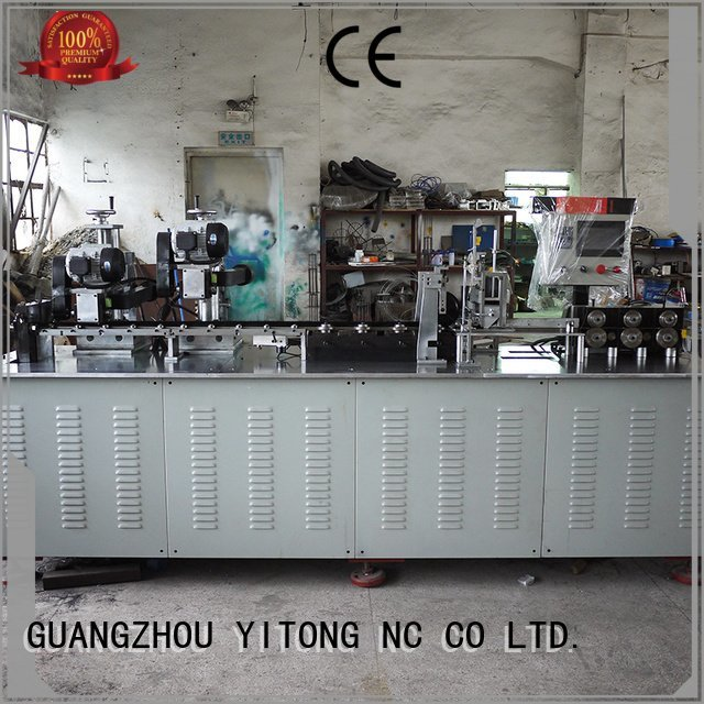 Quality steel strip brush Yitong Brand machine strip brush machine