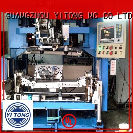 paint brush manufacturing machine automatic brush making machine Yitong Brand