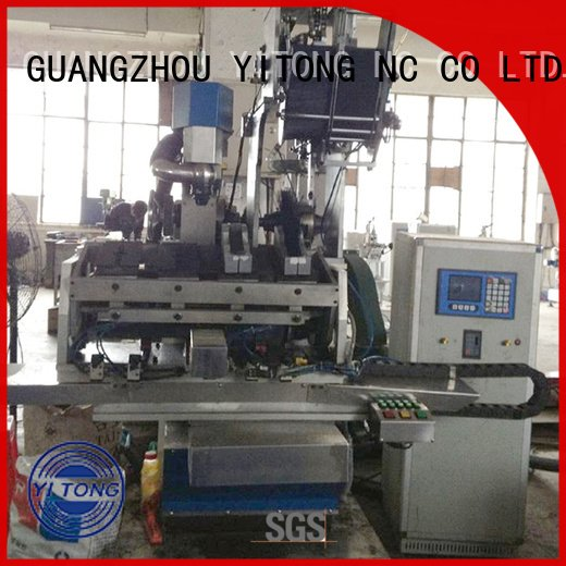 tufting automatic brush making machine head Yitong