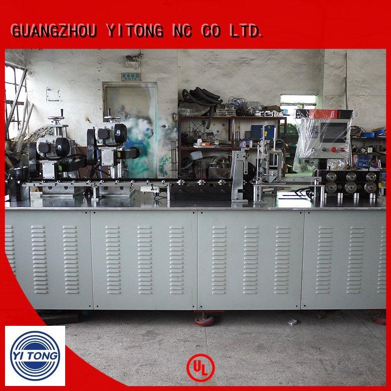 Custom strip brush machine brush automatic speed Yitong