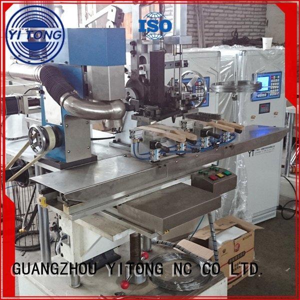 Hot wire brush machine for wood for sale brush industrial brush machine machine Yitong