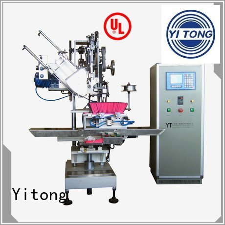 Yitong Brand drilling machine filling broom making machine for sale