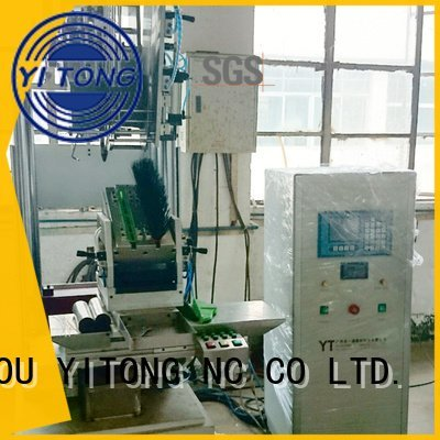 filling machine Yitong brush tufting machine manufacturers