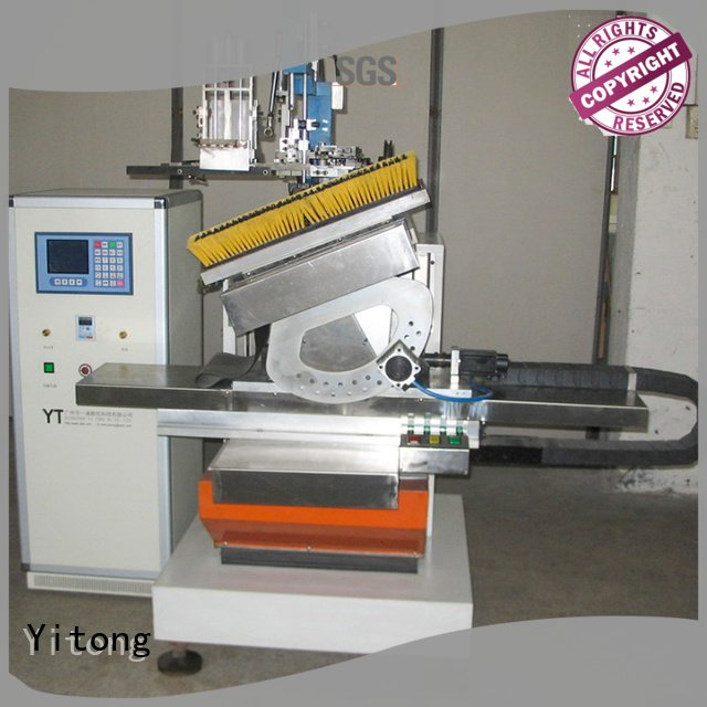 Hot paint brush manufacturing machine brushes brush making machine machine Yitong