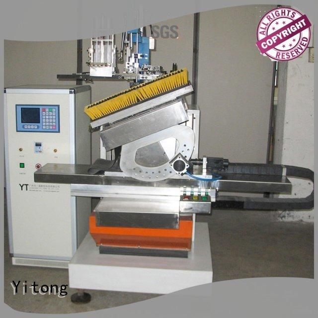 Hot paint brush manufacturing machine brushes brush making machine machine Yitong