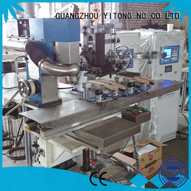 wire brush machine for wood for sale brush industrial brush machine Yitong Brand