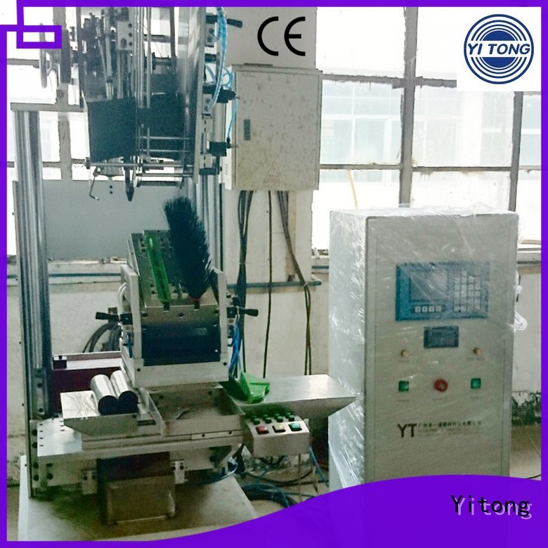 brush tufting machine manufacturers automatic brush Warranty Yitong