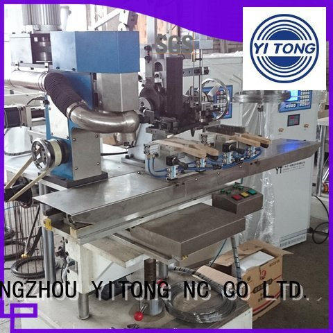Yitong Brand filling wire industrial brush machine axis drilling