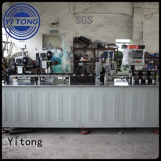 steel strip brush strip speed automatic brush Yitong