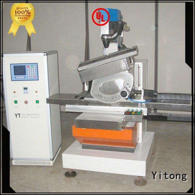OEM brush making machine automatic axis paint brush manufacturing machine
