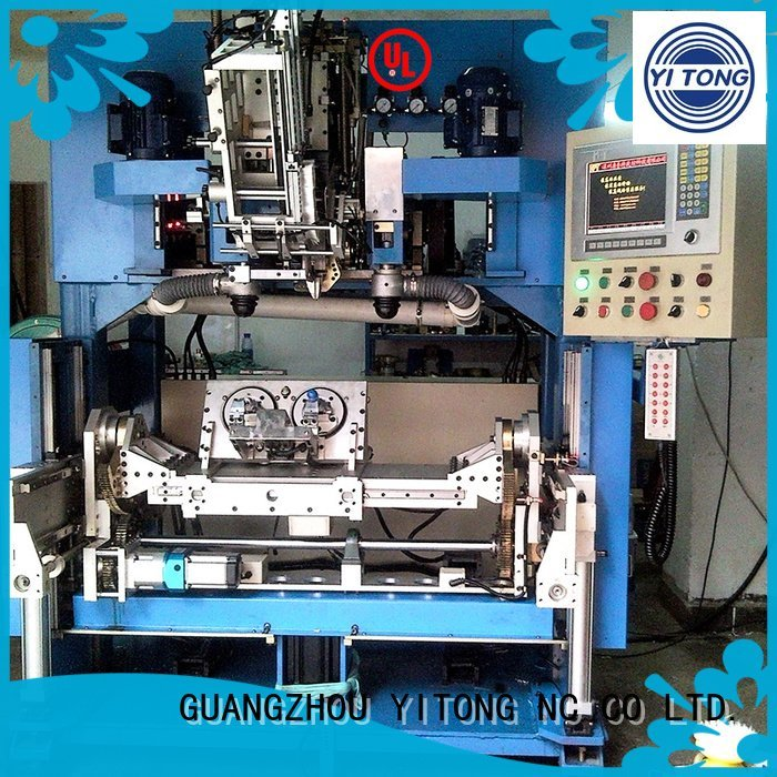 Yitong brush making machine head filling automatic axis