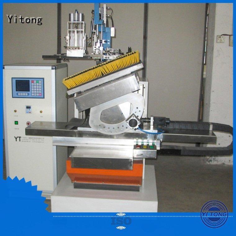 Custom drilling brush making machine tufting paint brush manufacturing machine