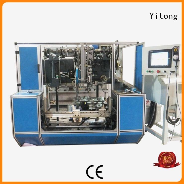paint brush manufacturing machine drilling brush making machine Yitong Brand