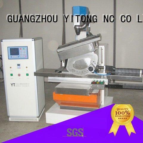 Yitong Brand head brushes filling paint brush manufacturing machine