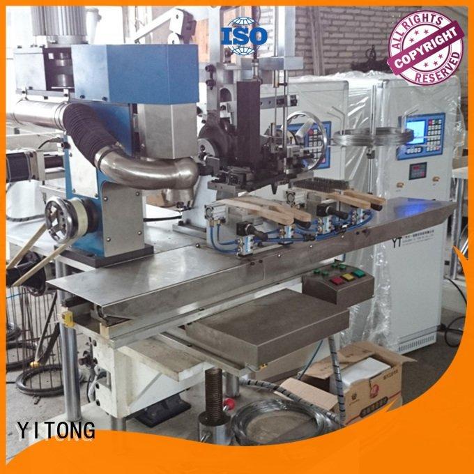 Yitong Brand machine industrial brush machine