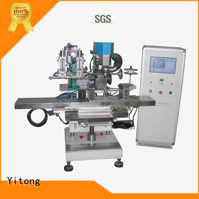 OEM broom making machine brushes drilling broom making machine for sale