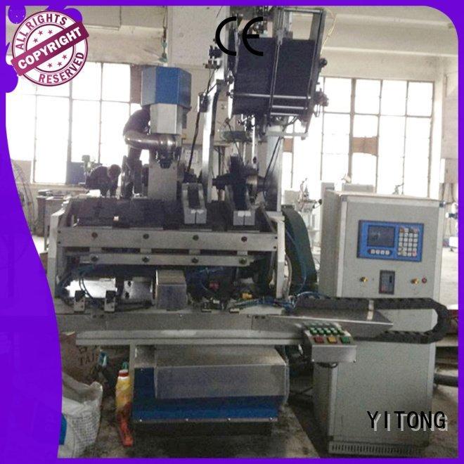Yitong brush making machine brush brushes drilling tufting