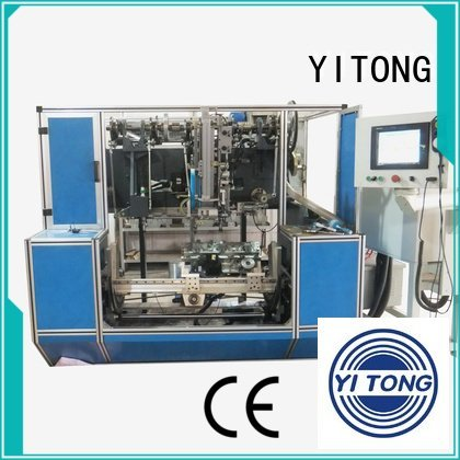 Yitong Brand head machine brush making machine tufting flat